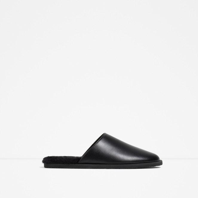 pantofola zara